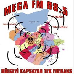 Konya Ak Mega Radyo FM