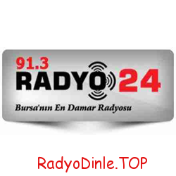 Bursa Radyo 24